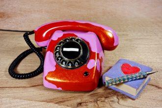 draaischijf telefoon